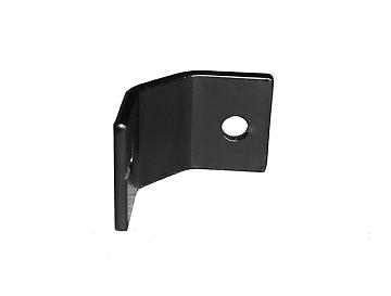 Artnr:91591  Olika beslag för montering av redskapsgaller. 90 graders vinkel. Pulverlackad UV-beständig färg.