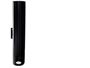 Artnr:91575 - För vaser med 100mm diameter Monteras på galler eller stolpe. Pulverlackad med UV-beständig färg.